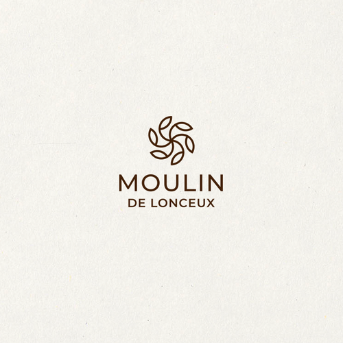 Guest house design with the title 'Moulin de Lonceux'