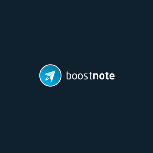 Developer logo with the title 'boostnote'