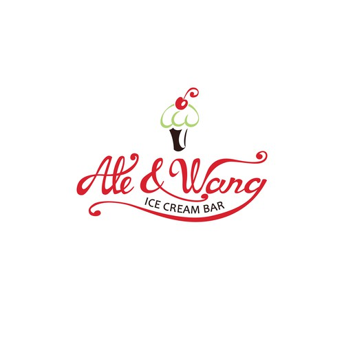 Ice cream brand with the title 'Create the best and winning brand for our Artisanal Asian Ice Cream'