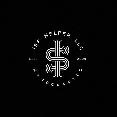 Doctor logo with the title 'ISP Helper'