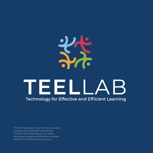 Learning logo with the title 'TeelLab'