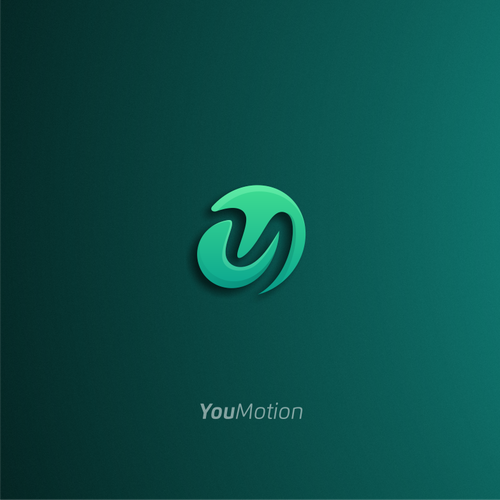 Motion logo with the title 'Unique design for YouMotion!'