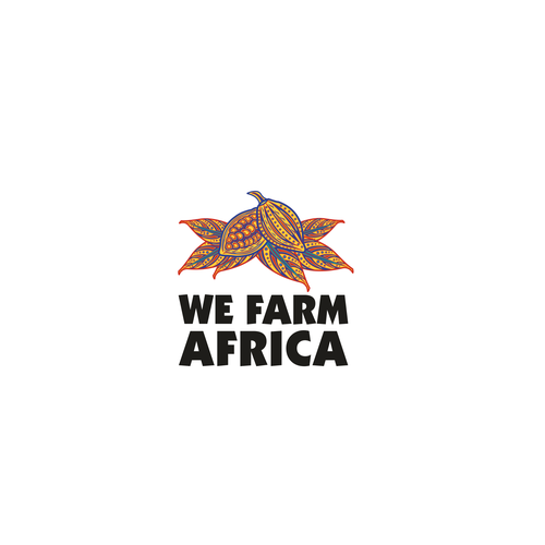African American logo with the title ' Logo for Agricultural Non-profit organization'
