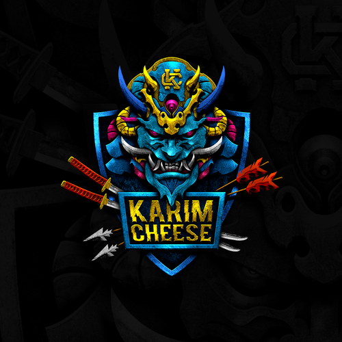 Attack logo with the title 'Karim Cheese'
