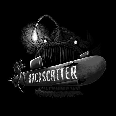 Illustration design of deep sea done for Backscatter