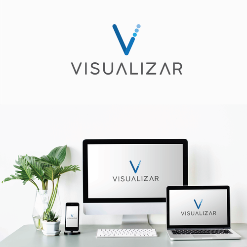 Visual logo with the title 'visualizar logo'