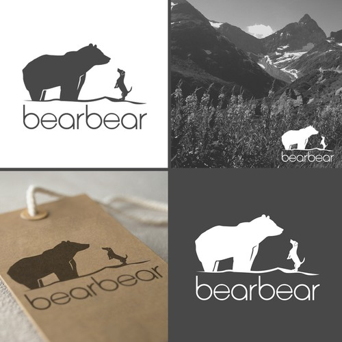 Wholesale design with the title 'bearbear'