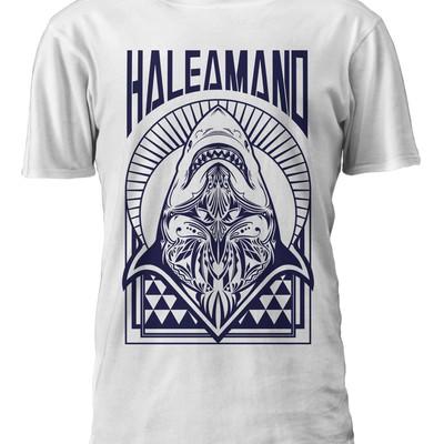 Haleamano band T-shirt