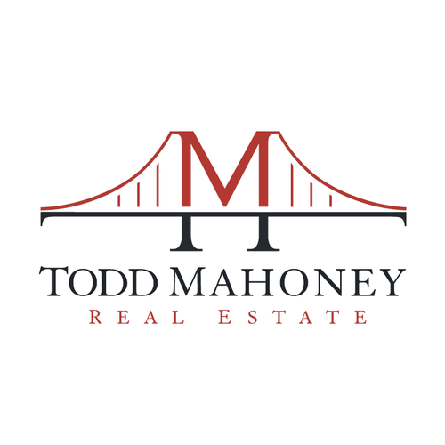 Oakland logo with the title 'Todd Mahoney - Real Estate'