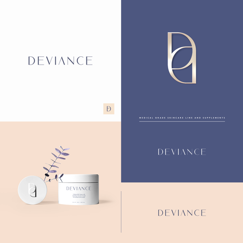 Bespoke design with the title 'DEVIANCE'