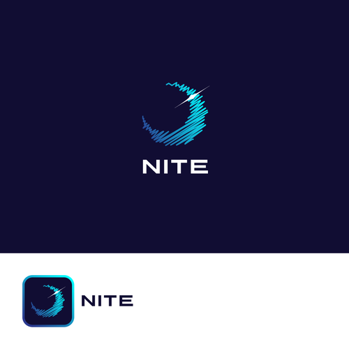 Browser logo with the title 'Nite browser'