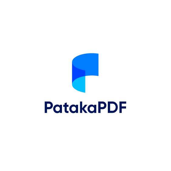 Document logo with the title 'Logo for PatakaPDF'