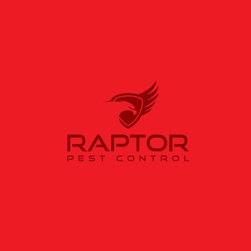 Raptor design with the title 'RAPTOR'