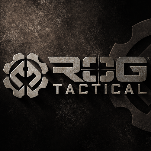 Military design with the title 'Logo design for ROG Tactical'