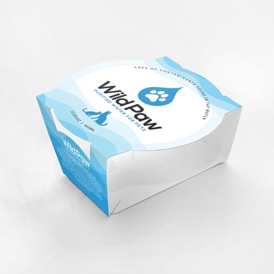 Disposable Bowl Packaging & Design