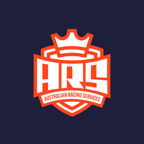 Car brand with the title 'AUSTRALIAN RACING SERVICES'