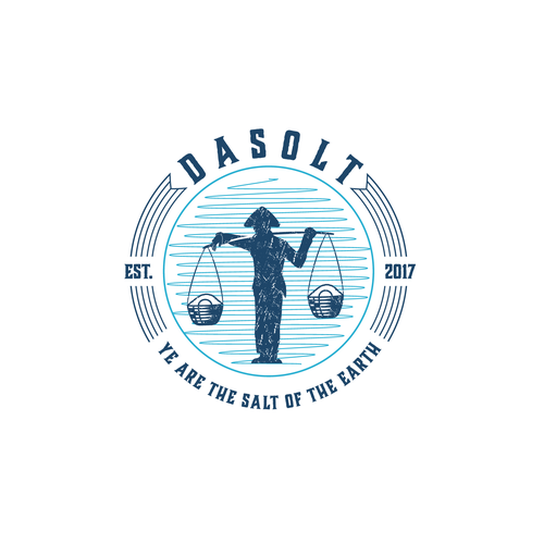 Basket logo with the title 'dasolt'