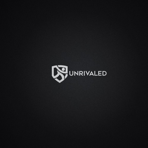 Sports design with the title 'Logo design for Unrivaled'