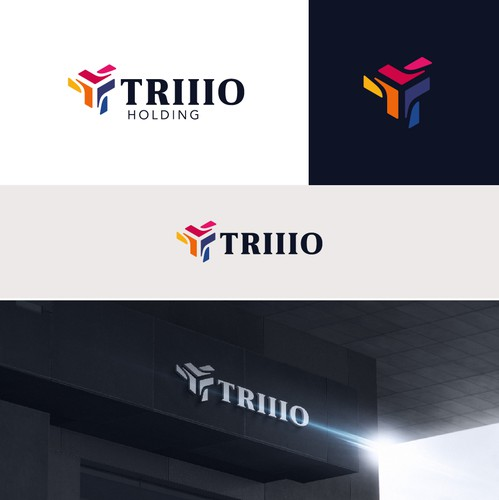 Business logo with the title 'Triiio'