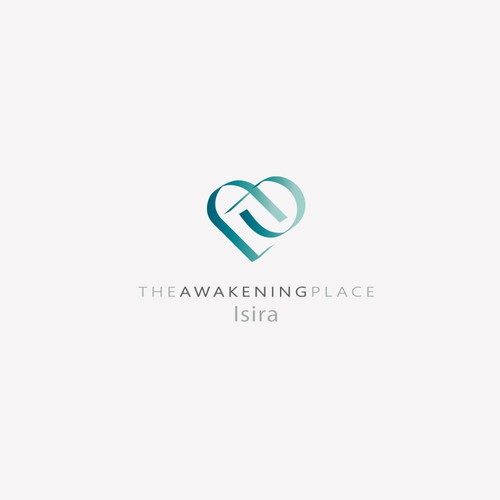 Original design with the title 'Logo design for The Awakening Place - Isira'