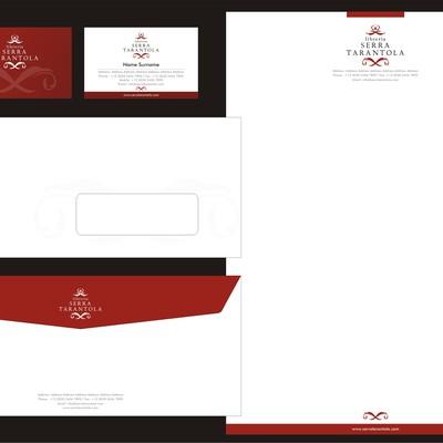 Be My Designer: logo and corporate identity