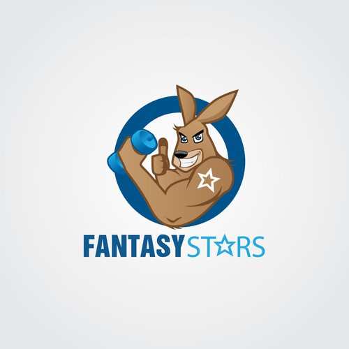 OK logo with the title 'Fantasy stars'