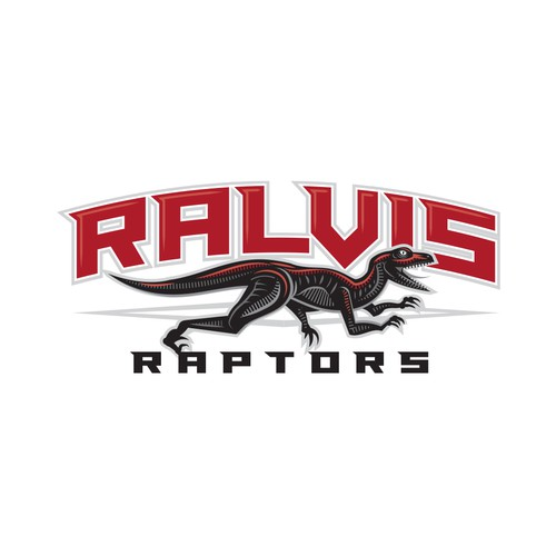 Raptor logo with the title 'Proposed logo'