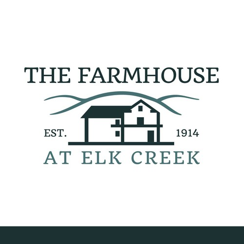 Farmhouse logo with the title 'Logo for Houuse'