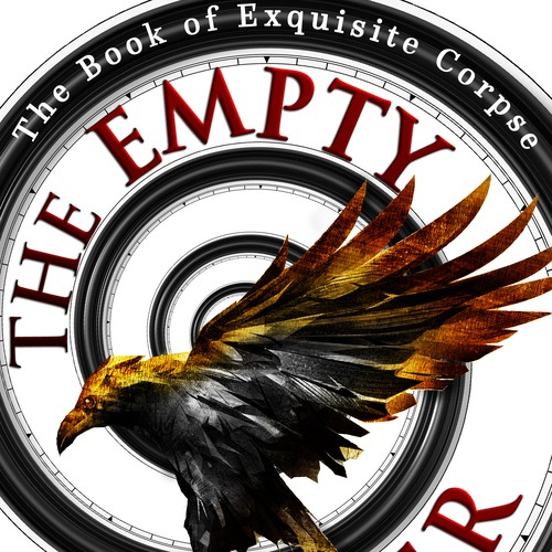 Hope design with the title 'Book cover design - The Empty Danger by author Anna Tizard '