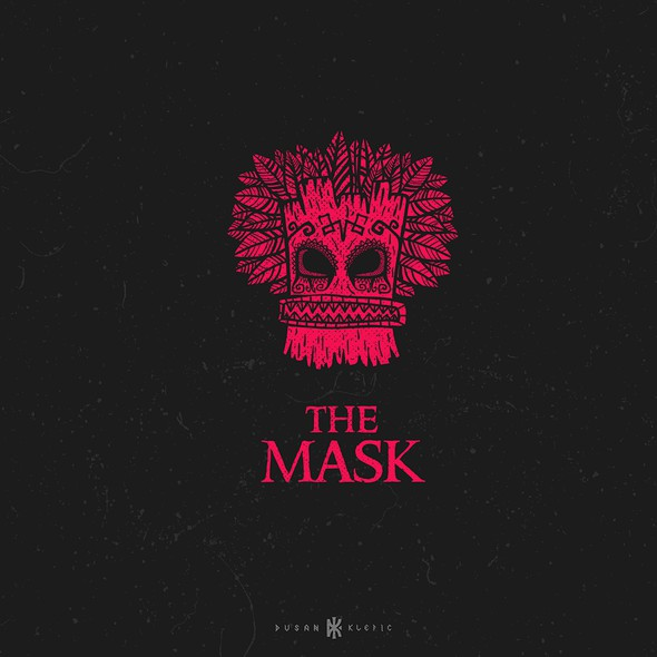 Oriental design with the title 'The Mask Studio'