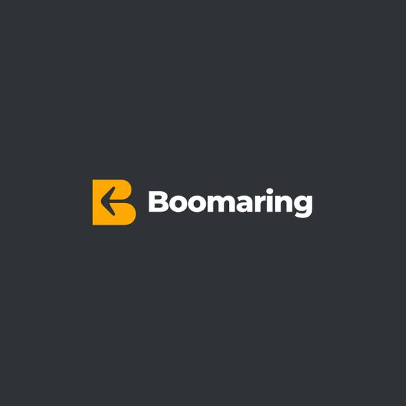 Boomerang logo with the title 'Boomerang'