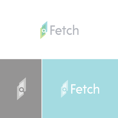 Transparency logo with the title 'fetch'