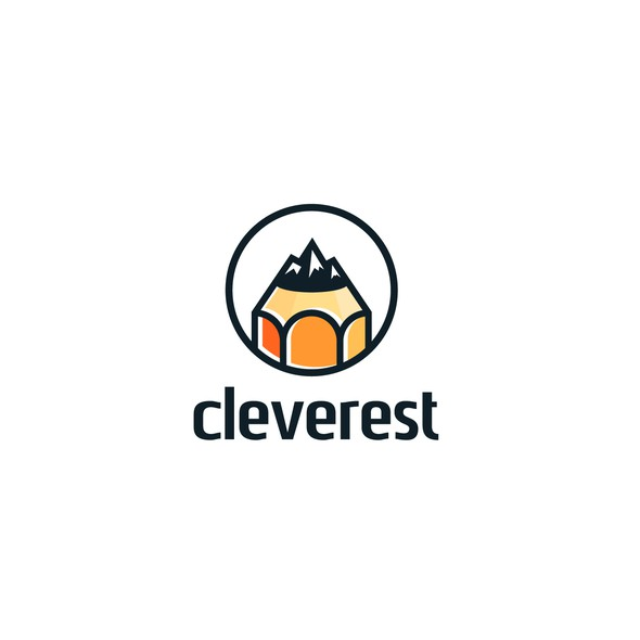 Language logo with the title 'Cleverest'