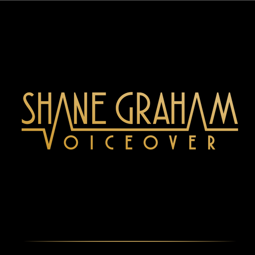 Singer logo with the title 'Logo for Voiceover'