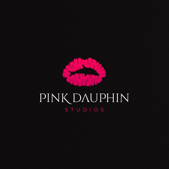Production brand with the title 'Pink Dolphin'