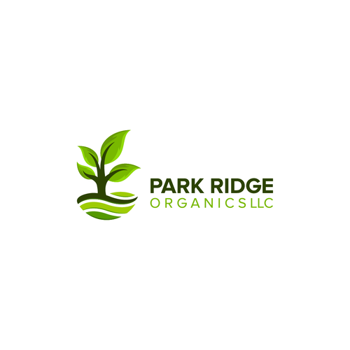 Ridge logo with the title 'Park Ridge Organics LLC'
