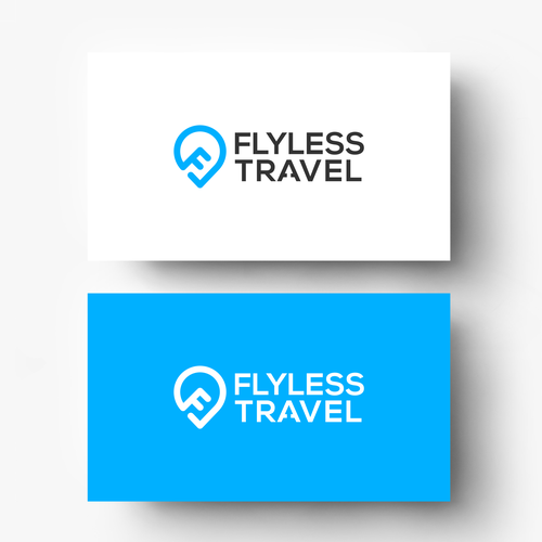 Journey logo with the title 'meaningful logo for the travel platform of the future'