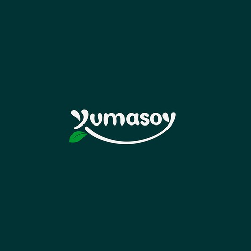 Ecological brand with the title 'Yumasoy'