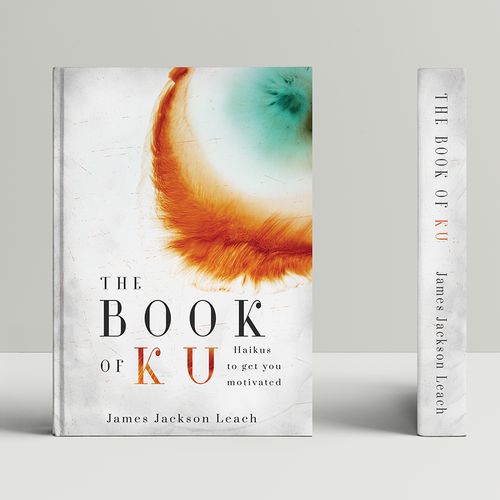 Nonfiction book cover with the title 'The Book of Ku'
