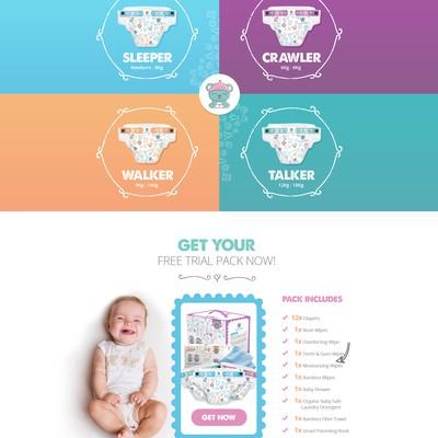 Diaper website