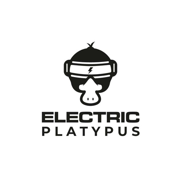 Platypus design with the title 'Electic Platypus'