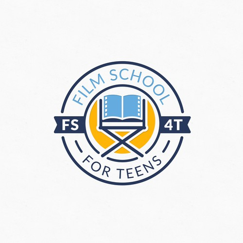 School logo with the title 'Film School'