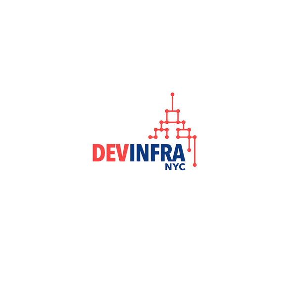 New York logo with the title 'Dev Infra NYC'