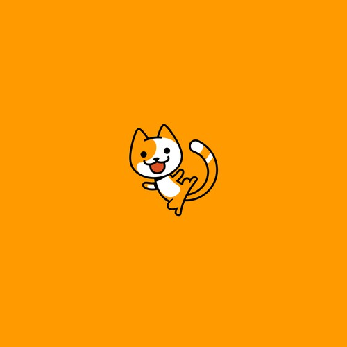 Store logo with the title 'I'm a Happy Cat'