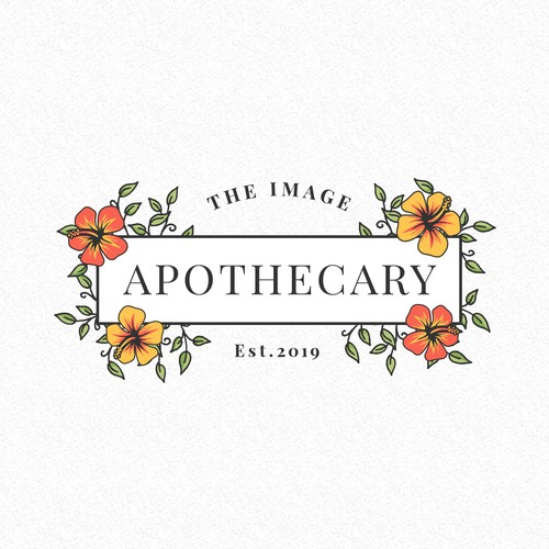 Apothecary logo with the title 'The Image Apothecary'