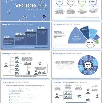 Vectorcare PowerPoint Template