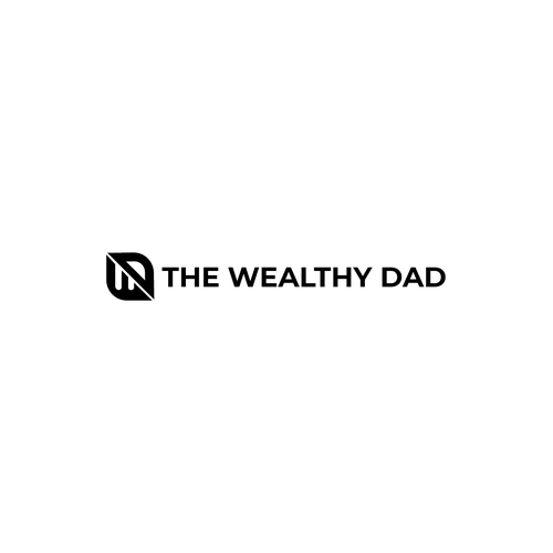Dad logo with the title 'The Wealthy Dad'