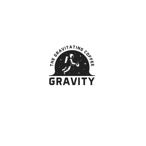 Cosmic logo with the title 'Gravity'