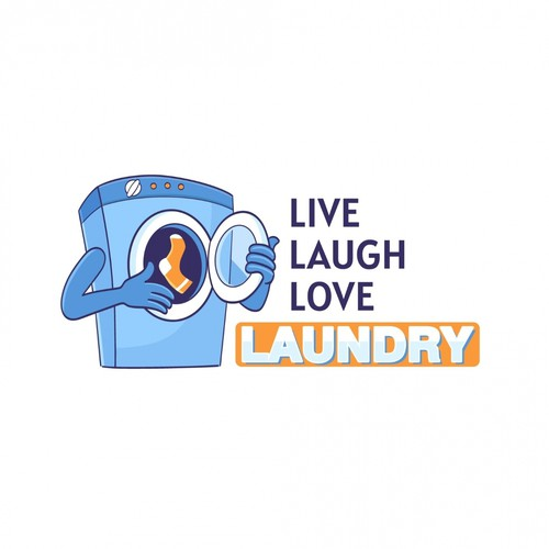 Laundry Logos The Best Laundry Logo Images 99designs