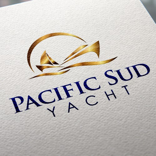Pacific logo with the title 'Pacific Sud Yacht'